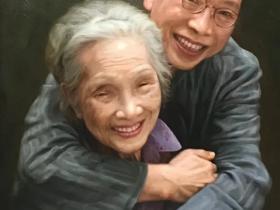 中国当代青年油画家郭媚油画作品欣赏