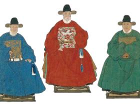 中国传统社会中的色彩与身份