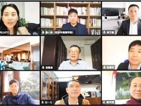 十场连线,华侨学界为海外侨胞送去支持