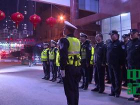 新化县交警大队零点夜查交通违法行为197起