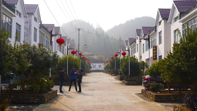 安徽石台县瞄准扶贫靶心 打好乡村旅游扶贫牌