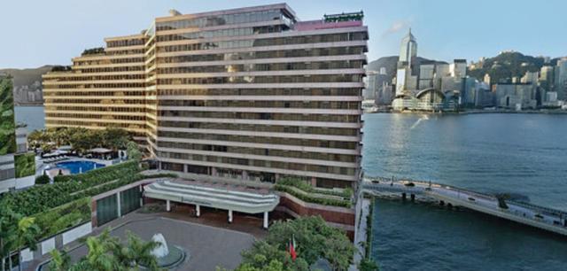 香港洲际酒店20日起关闭装修 两年后重新开业改名丽晶