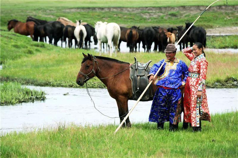 骏马雄风——中国马都内蒙古锡林郭勒盟马产业发展纪实