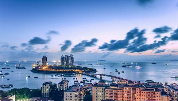 海南自贸港集聚新动能