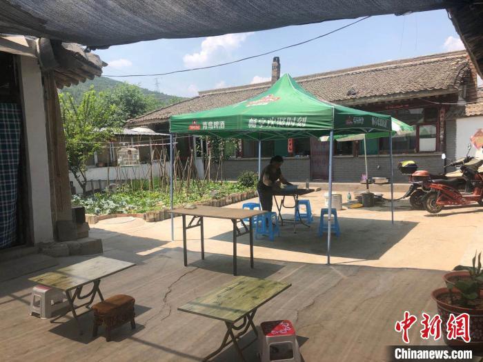 吕梁山小村庄两年迎客48万 山西岢岚借全域旅游促乡村振兴