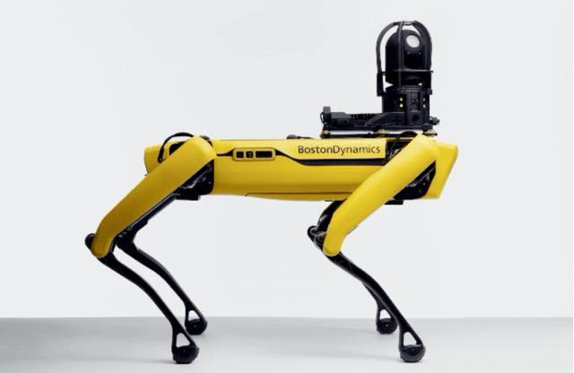 波士顿动力公司正式开始销售Spot机器狗 售价高达74500美元