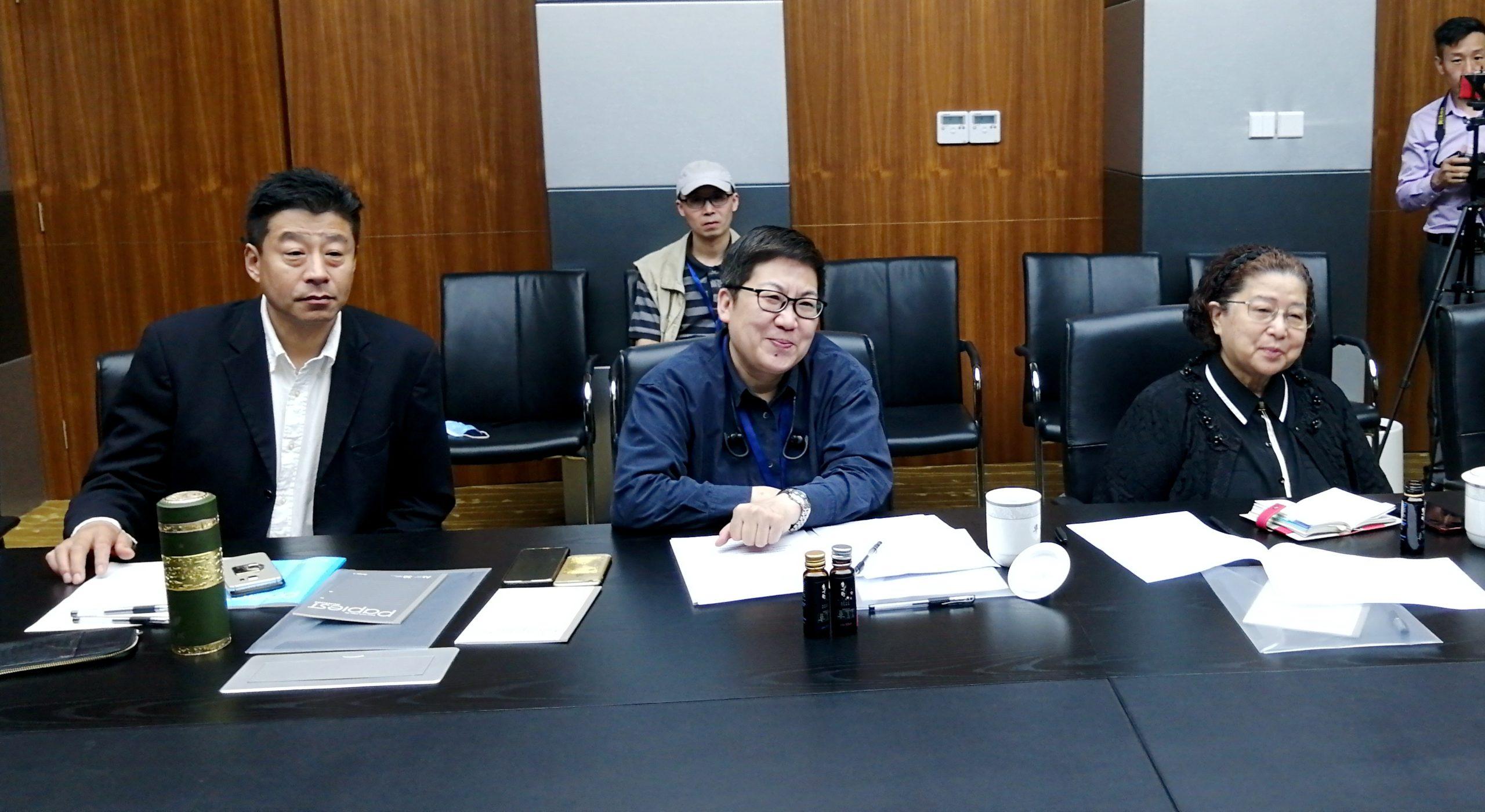 四川省茶叶产业创新发展和项目推进会在四川省农业国际交流协会总部华日大厦召开
