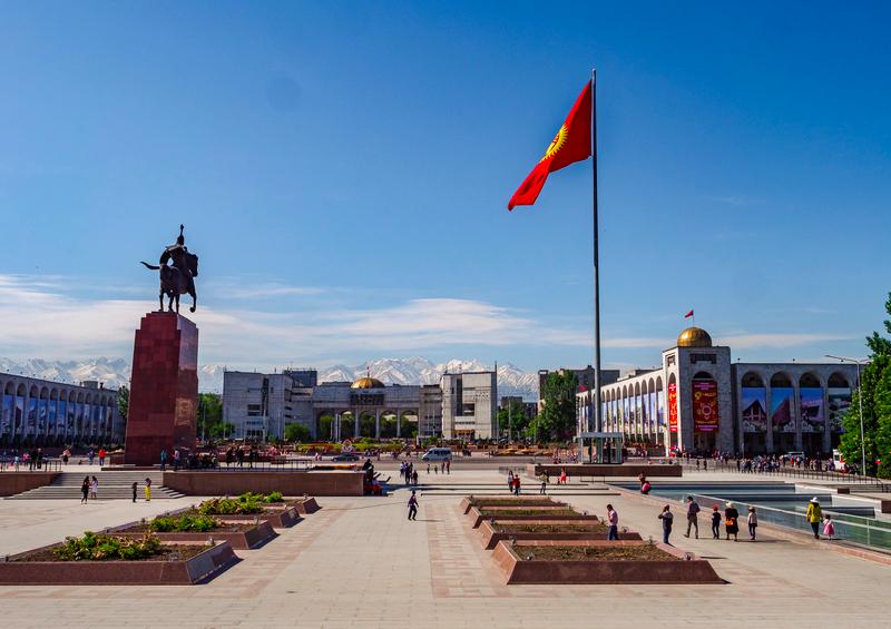 """吉尔吉斯斯坦出现""""社区获得性肺炎"""",8日一天死亡42例"""