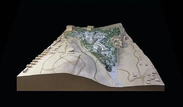 昆明国家植物博物馆国际竞赛设计方案:没有边界的园林