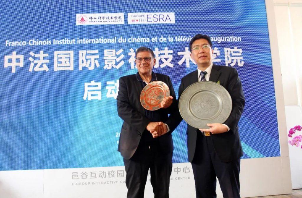 后起之秀|中法国际影视技术学院