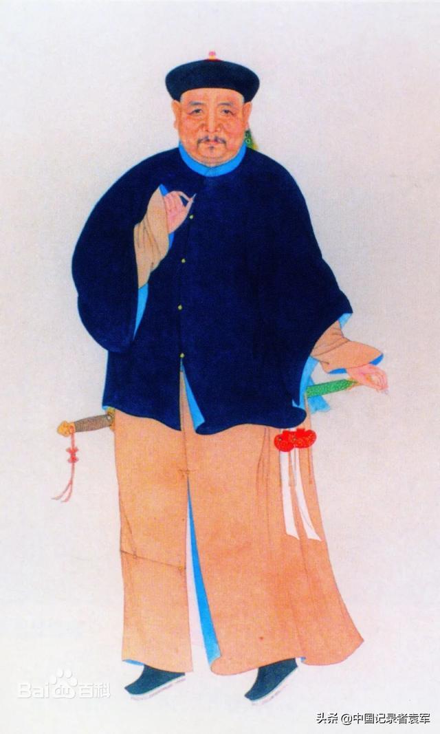 被乾隆皇帝啧啧称赞的金堂名将岳钟琪!