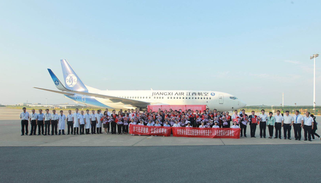 载誉归来|江西抗疫英雄35人和10个集体获国家表彰