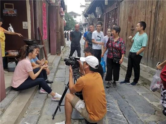 """""""追梦中华""""主题系列节目《魅力侨乡行》第二季在安徽拍摄"""