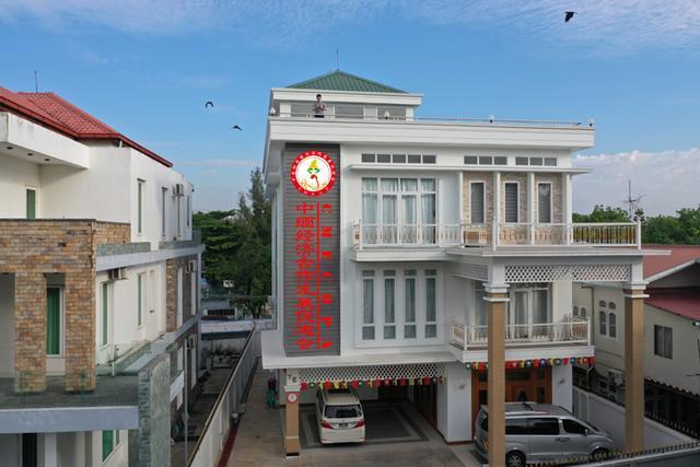 中缅经济合作发展促进会会长李福泉:竭力为中缅企业建金桥铺新路