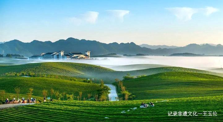 贵州省委副书记蓝绍敏:贵茶相伴、终生无憾——在第13届贵州茶产业博览会开幕式上讲话