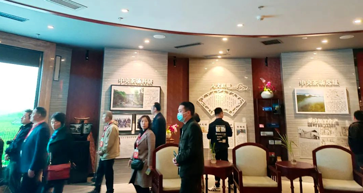 中华茶道馆——以茶为媒,以节会友,茶旅融合走出新未来!