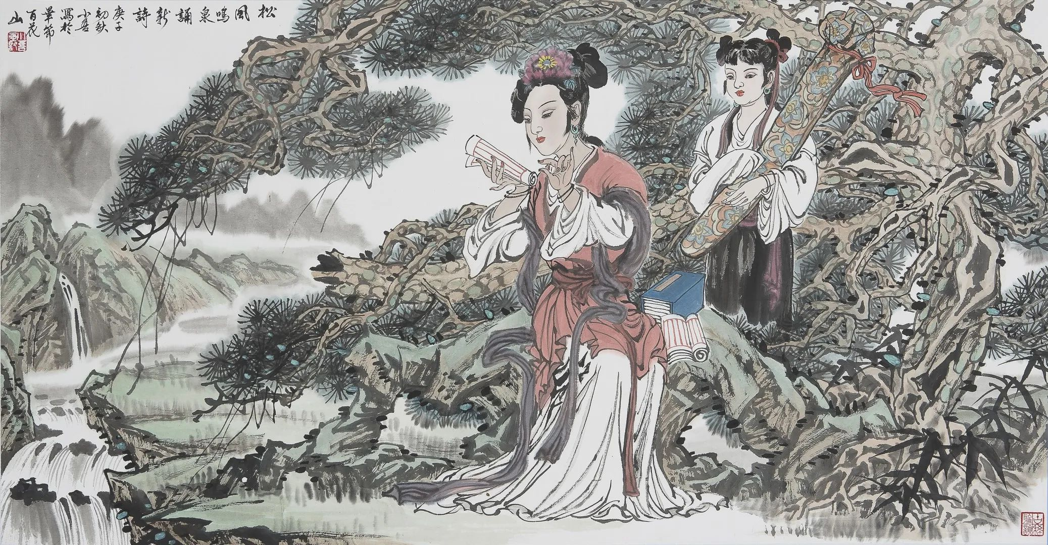 墨彩并茂 雅俗共赏杨小吾——著名书画家、一级美术师