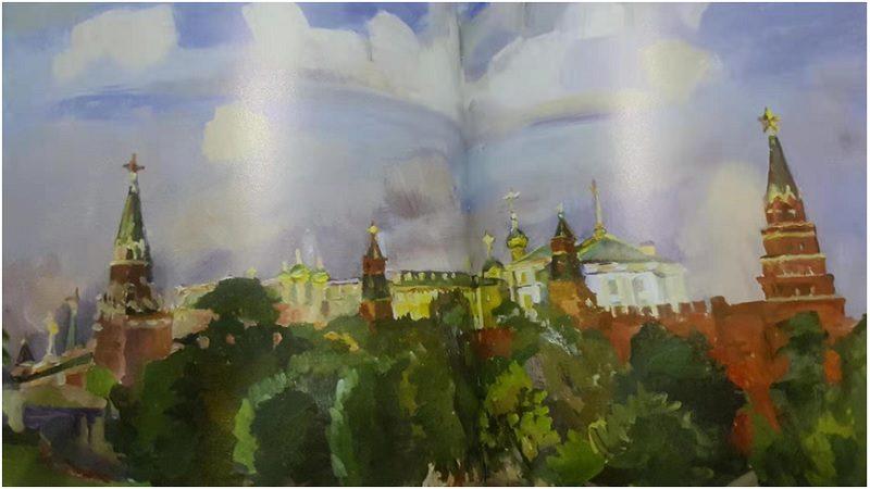 中俄文化艺术沙龙海口举行