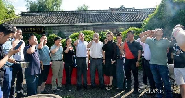 """贵州省对外文化交流协会授牌贵州湄窖酒业""""副会长单位"""""""